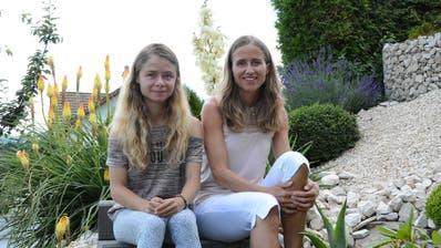 Christina von Dreien ist ein Pseudonym. Den bürgerlichen Nachnamen teilt sie mit ihrer Mutter Bernadette Meier. (Bild: Beat Lanzendorfer, 3. Juli 2017)
