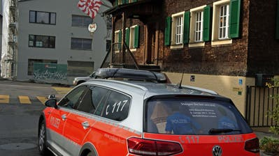 Hier beim Restaurant Ochsen in Littau soll der Beschuldigte seine Frau umgebracht haben. (Bild: Nadia Schärli, Littau, 12. November 2016)