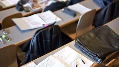 Im Herbst 2018 waren 8669Studierende an der HSG eingeschrieben. (Bild: Gaetan Bally/KEY)