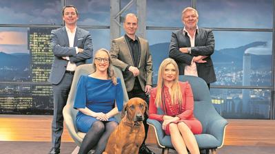 Heute startet «die Höhle der Löwen» auf TV24 – auch vier Zentralschweizer Startups machen mit