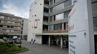 Viva Luzern Eichhof bietet die Sofortaufnahme rund um die Uhr an. Bild:Corinne Glanzmann (Luzern, 20. Juli 2018)