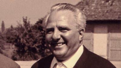 Otto Raggenbass, Bezirksstatthalter von Kreuzlingen. (Bild: PD)