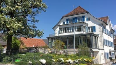 Pflegewohngruppe im Haus Wartburg in Trübbach.