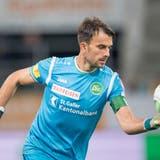 Vergangenheit: Daniel Lopar spielt nicht mehr im Trikot des FC St.Gallen. (Bild: Urs Bucher)