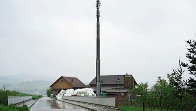 Die erste aktive 5G-Antenne im Kanton St.Gallen steht in Gossau