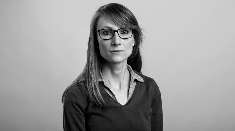 Redaktorin Yasmin Kunz. (Bild: Pius Amrein)