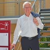 Gemeindepräsident Max Soller im Gemeindehaus-Foyer in Berg. (Bild: Mario Testa)