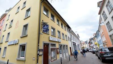 Die Globetrotter-Bar: Hier hat so mancher Jugendlicher aus der Region Kreuzlingen seinen ersten Vollrausch erlebt. (Bild: Donato Caspari)