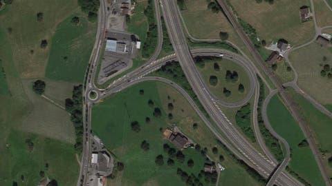 Bund weist Umbauprojekt des A4-Anschlusses in Küssnacht zurück
