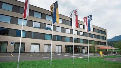 Das Kantonsspital ist in einer schwierigen finanziellen Lage. (Bild: Corinne Glanzmann, Sarnen, 20. August 2014)