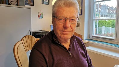 Roland Saile führt die «Grenzgängerhilfe Bodensee-Hochrhein». (Bild: PD)
