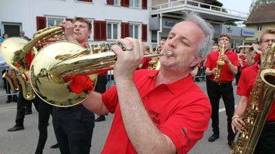 Lenggenwil im Ausnahmezustand: Ein Dorf voller Blasmusikanten
