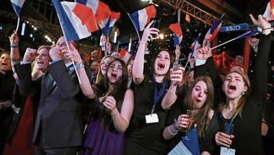 Traditionsparteien stürzen im Europaparlament ab – Protest-Bewegungen legen zu