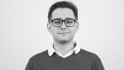 Tim Frei, Redaktor Regionalsport der «Wiler Zeitung»