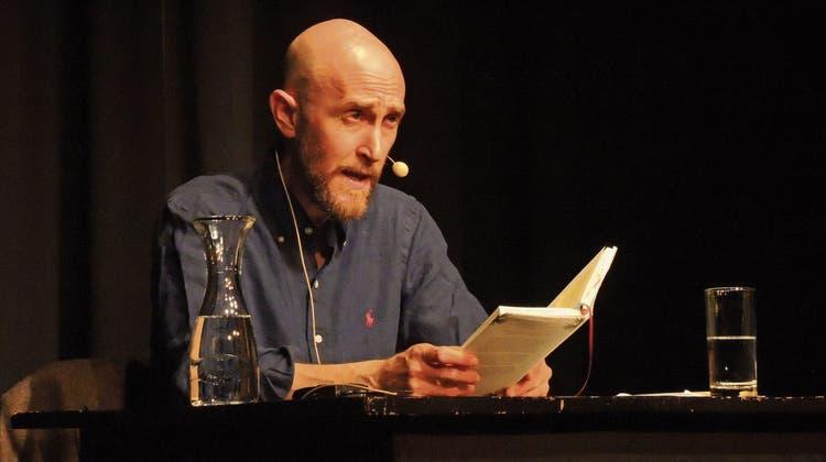 Autor Michael Hugentobler über die Dreistigkeit, sich neu zu erfinden