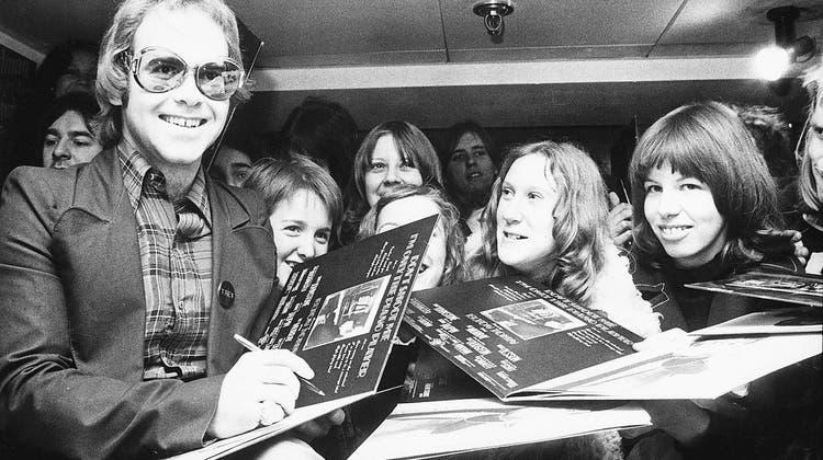«Bei mir ist alles Sucht»: Elton John wollte doch nur geliebt werden