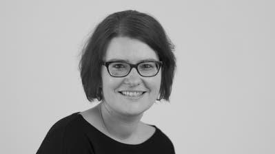 Patricia Loher, Leiterin Sportredaktion.