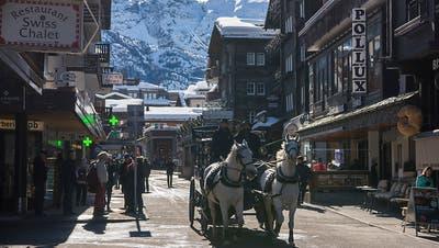 Schweizer Tourismus erwartet gute Sommersaison