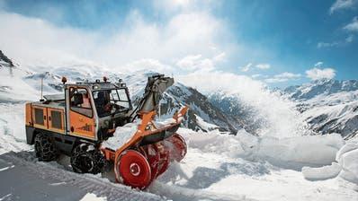 Rekord-Schneehöhen in den Bergen: Vorerst kein Tauwetter in Sicht