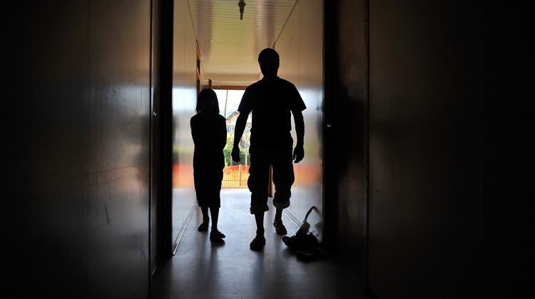 Manche Asylbewerber leiden unter einem Trauma: Durchgangsheim Frauenfeld. (Bild: Susann Basler)