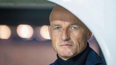 Der 56-jährige Peter Zeidler verfügt in St.Gallen noch über einen Vertrag bis 2021. (Bild: Urs Bucher)