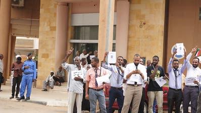 Opposition im Sudan ruft zweitägigen Generalstreik aus