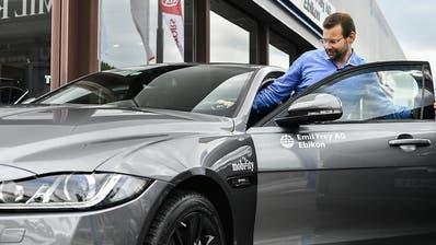 Mit SUVs und Limousinen will der Carsharing-Anbieter zahlungskräftige Kunden anlocken. (Bild: PD)