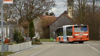 Am Bahnhof Steinebrunn gab es kürzlich rote Köpfe. Bild: Markus Schoch
