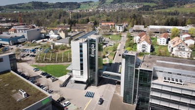 Die Empa in St.Gallen. (Bild: Benjamin Manser)