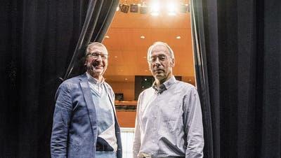 Für Max Peter, den Präsidenten des Frauenfelder Theatervereins, ist der letzte Vorhang gefallen
