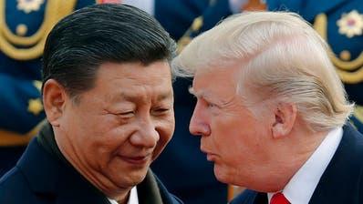 China wirft USA im Handelsstreit «Wirtschaftsterrorismus» vor