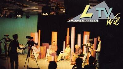 Lokalnews aus der Flimmerkiste: Die erste Sendung wurde im September 1980 ausgestrahlt. (Bild: PD)