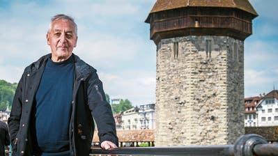 War der Luzerner Wasserturm eine Stadtburg?
