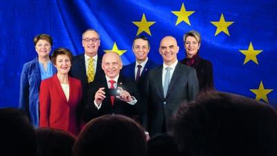 Die Europa-Frage: Showdown in Bern