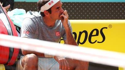 Federer in Madrid gegen Gasquet oder Davidovich
