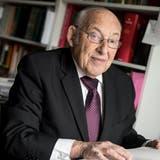 Dass Tovia Ben-Chorin heute Deutsch spricht, verdankt er den Büchern seines berühmten Vaters. (Bild: Adriana Ortiz Cardozo)