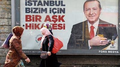 Erdogan will sein Istanbul zurück