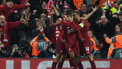 Liverpool schafft das Wunder: 4:0-Sieg gegen Barcelona und Final-Einzug