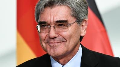 Siemens will Energiesparte separat an die Börse bringen