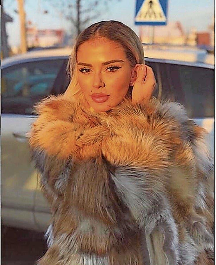 Die 24-jährige Loredana Zefi ist als Instagram-Influencerin bekannt geworden. (Bild: Bilder: Instagram @loredana)