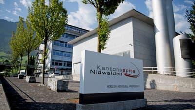 Das Kantonsspital Nidwalden präsentiert im Geschäftsbericht gute Zahlen – blickt aber mit Sorgen in die Zukunft (Symbolbild: Corinne Glanzmann, Stans, 2. August 2017)