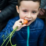 Damit du gross und stark wirst: So essen Kinder gesünder