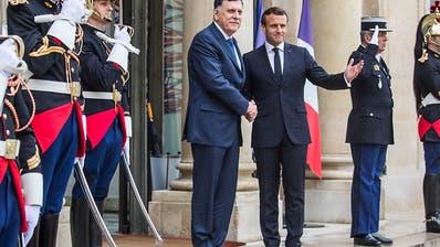 Frankreich will Waffenstillstand in Libyen