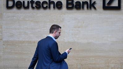 Stimmrechtsberater ISS gegen Entlastung von Deutsche-Bank-Spitze