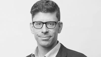 Jérôme Martinu, Chefredaktor der Luzerner Zeitung.