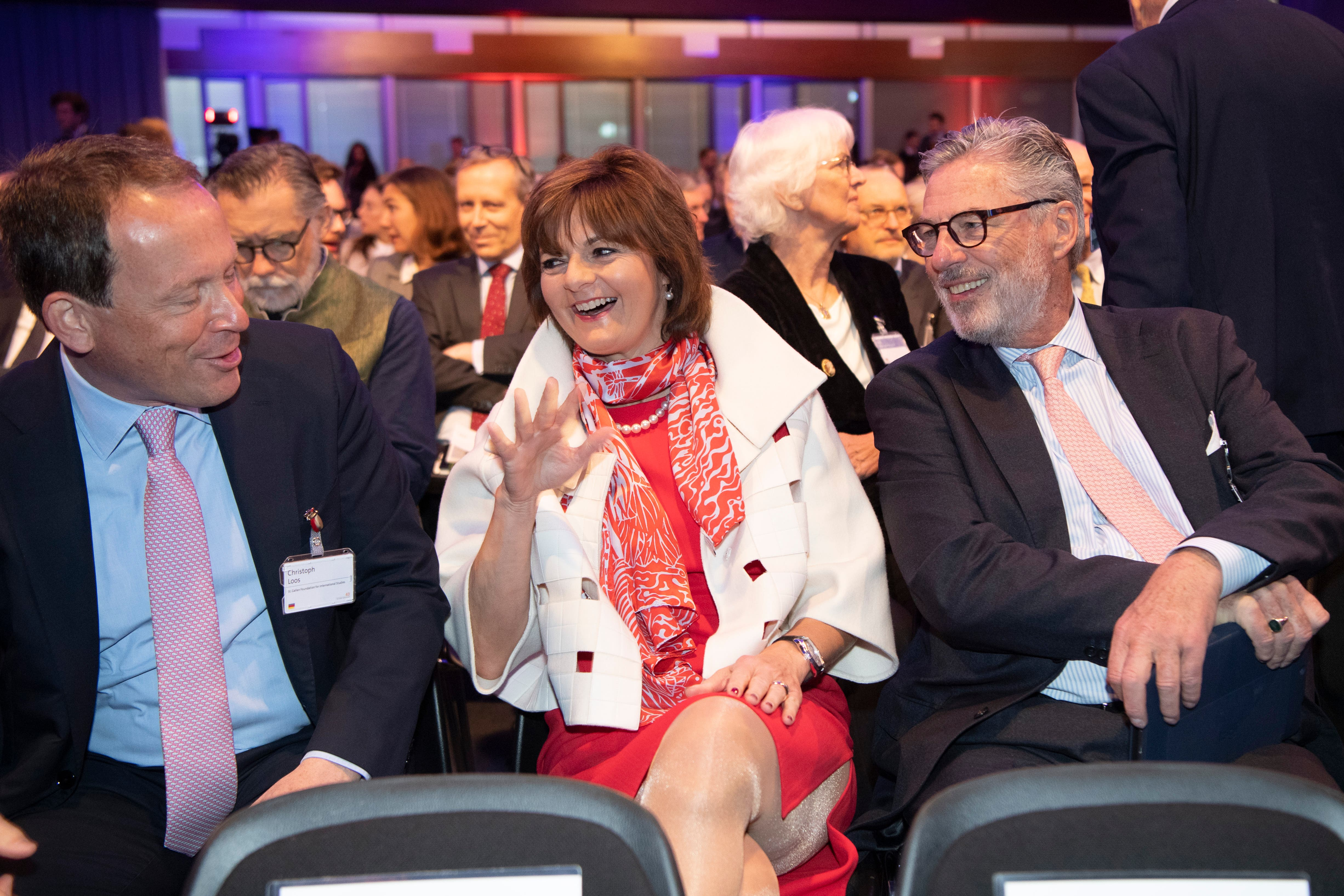 Ruth Metzler, ehemalige Bundesrätin.