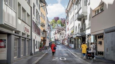 Massive Kritik an neuer Pflästerung: Die St.Galler Metzgergasse probt den Aufstand