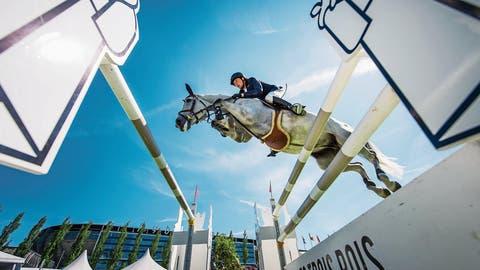 Schweizer Reiter-Hoch hält an