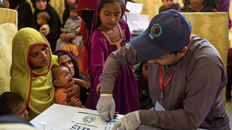 Pakistan: Über 500 Kinder wegen fahrlässigem Arzt mit HIV infiziert