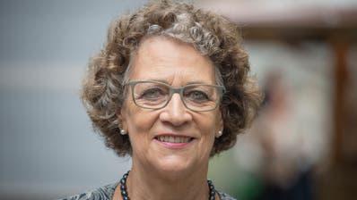 Kathrin Hilber nahm am Frauenstreik 1991 in St.Gallen teil – fünf Jahre vor ihrer Wahl zur Regierungsrätin. (Bild: Samuel Schalch)